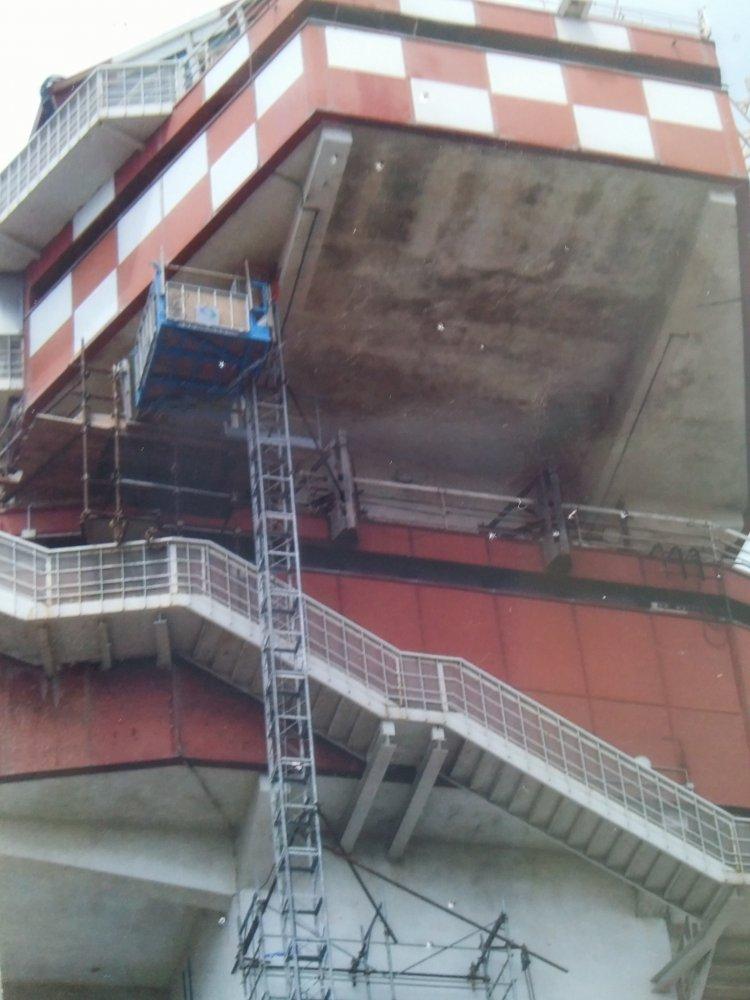 Vendita montacarichi ed ascensori da cantiere edilizia for Montacarichi usati